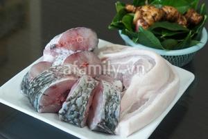 Cá kho thịt ba chỉ - món ngon dân dã 2