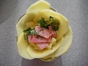 Món ăn vặt mới cực ngon từ khoai tây 6