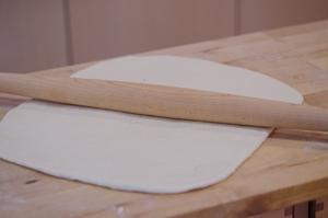 Pizza cuộn đổi món cho bữa sáng cuối tuần 4