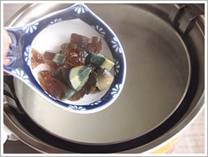 Cách nấu cháo thịt đậm đà thơm ngon 6