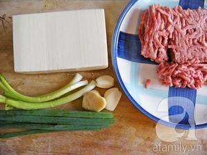 Mapo tofu - món đậu phụ xào thịt cực ngon 2