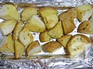 Khoai tây nướng thơm ngon 5