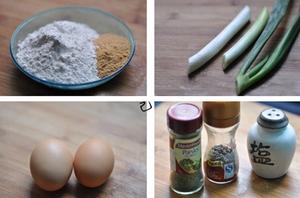 Làm bánh trứng chiên ăn sáng nhẹ bụng mà đủ chất 2