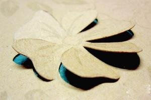 Làm tranh 3D đẹp lung linh từ bìa cứng 5