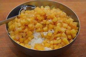 Cơm chay kiểu Thái cho ngày rằm thanh tịnh 6