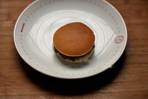 Bánh rán Doremon nhân khoai lang tím siêu hấp dẫn 12