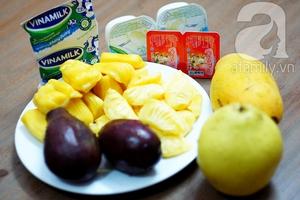 Bí quyết làm hoa quả dầm ngon như ngoài hàng! 2