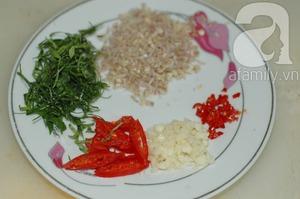 Thịt heo xào lá chanh làm nhanh ăn ngon 5