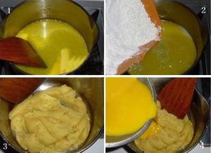 Khéo tay làm bánh su kem hình 7 chú lùn ngộ nghĩnh 2
