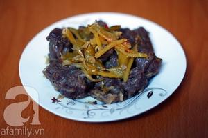 Bò kho khế - món ngon ngày mát trời 8