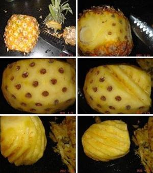 Bánh dứa chiên giòn vừa ngon vừa đẹp 3