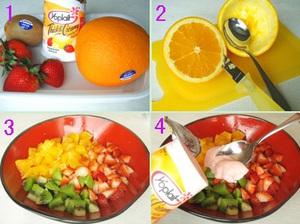 3 kiểu hoa quả trộn sữa chua ngon cho ngày hè 2