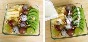 3 kiểu hoa quả trộn sữa chua ngon cho ngày hè 5