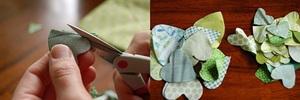 Dùng vải vụn trang trí áo cho bé thật dễ dàng 2