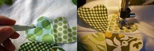 Dùng vải vụn trang trí áo cho bé thật dễ dàng 4