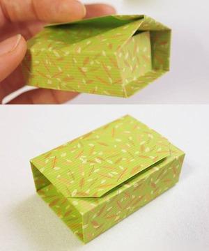Gấp hộp quà xinh xắn theo phong cách Origami 10