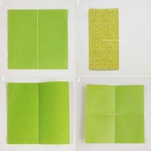Gấp hộp quà xinh xắn theo phong cách Origami 2