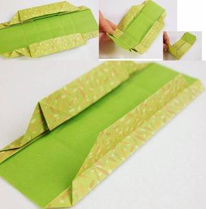 Gấp hộp quà xinh xắn theo phong cách Origami 8