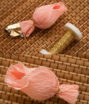 Khéo tay làm bình hoa hồng chocolate ngọt ngào 6