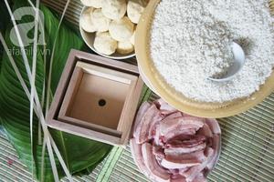 Tết ý nghĩa và đầm ấm với bánh chưng tự gói 8