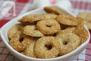 Bánh quy vòng cho Tết cổ truyền 13