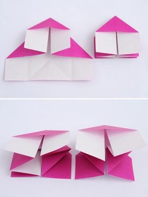 Trang trí nhà với lồng đèn Origami lung linh 3