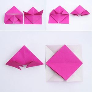 Trang trí nhà với lồng đèn Origami lung linh 4