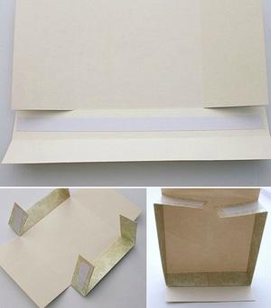 Cách gấp dán hộp đựng quà tiện dụng và đẹp mắt 4