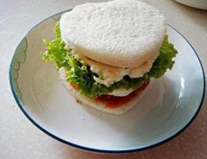 Bánh sandwich bò cho bữa sáng cuối tuần 11