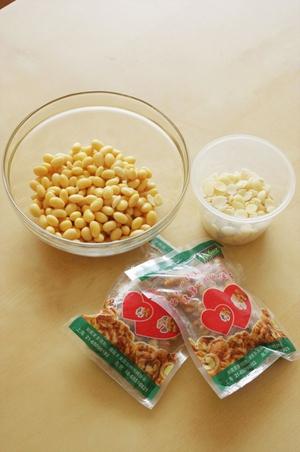 Cách làm sữa đậu nành thơm ngon đặc biệt cho hè này 2