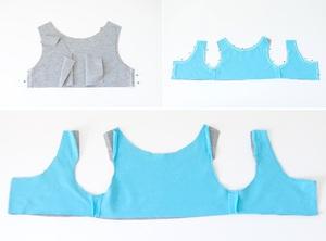 Cách cơ bản may váy đầm cho bé diện hè 3