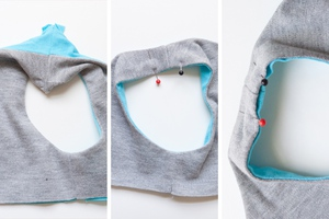 Cách cơ bản may váy đầm cho bé diện hè 5