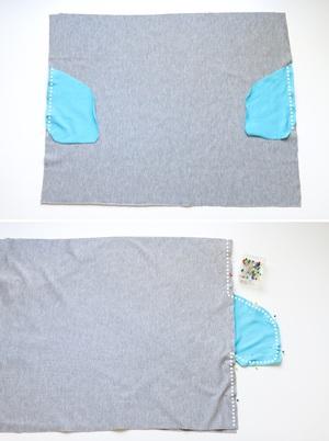 Cách cơ bản may váy đầm cho bé diện hè 7