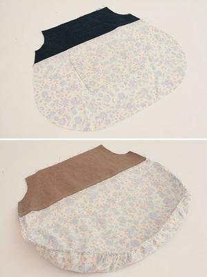 Túi xách denim thời trang tái chế từ đồ jean cũ 4