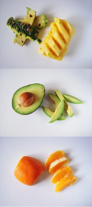Cách làm cơm cuộn trái cây ngộ nghĩnh cho bé yêu 2