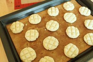 Cách làm bánh quy không béo từ khoai lang! 7