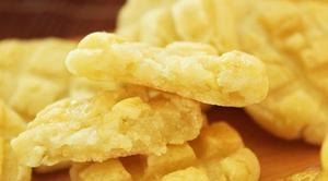 Cách làm bánh quy không béo từ khoai lang! 8