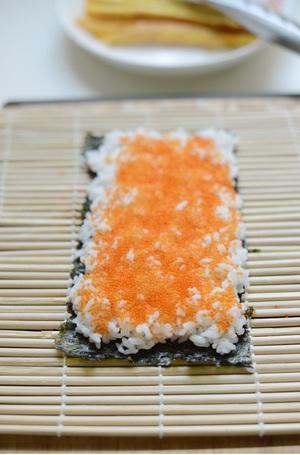 Cách làm sushi độc đáo, đẹp mắt 4