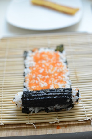 Cách làm sushi độc đáo, đẹp mắt 5