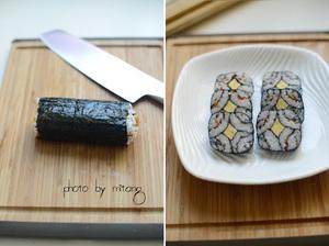Cách làm sushi độc đáo, đẹp mắt 7