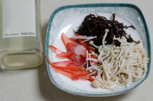 Salad nấm kim châm giòn ngon bổ dưỡng 5