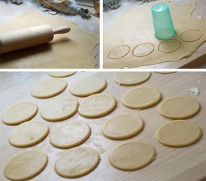 Làm bánh quy bơ hình thiên nga cực xinh 2