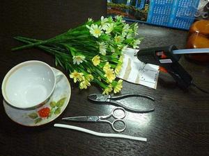 Mách bạn cách cắm hoa đẹp và độc đáo cho bàn tiệc 2