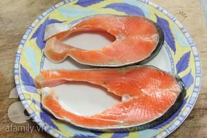 Cách làm cá nướng bằng chảo cực thơm ngon 3