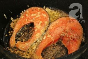 Cách làm cá nướng bằng chảo cực thơm ngon 6