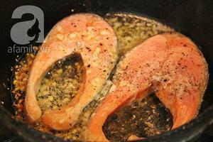 Cách làm cá nướng bằng chảo cực thơm ngon 7