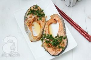 Cách làm cá nướng bằng chảo cực thơm ngon 9