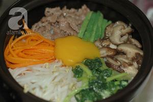 Món ngon cuối tuần: Cơm trộn Hàn Quốc