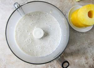 Bữa sáng ngon với pancake chuối dứa thơm phức 4