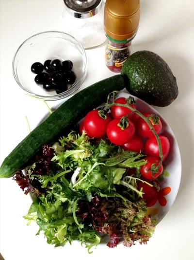 Salad rau quả tươi ngon giảm cân cho mùa hè 3